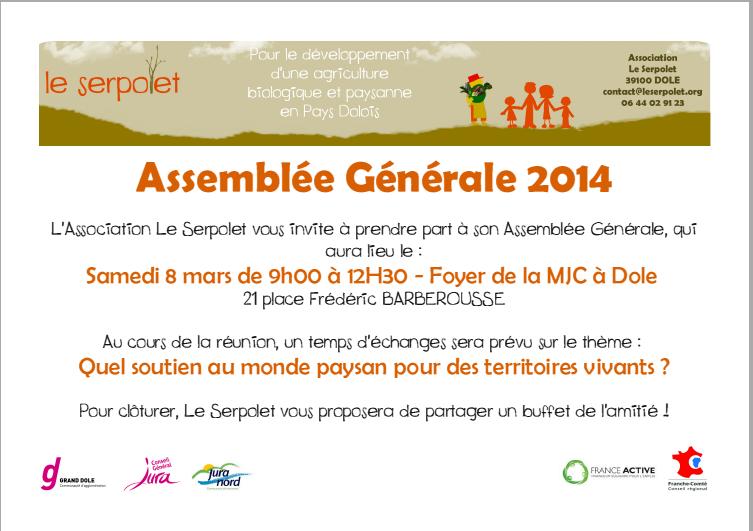 invitation AG Serpolet 1