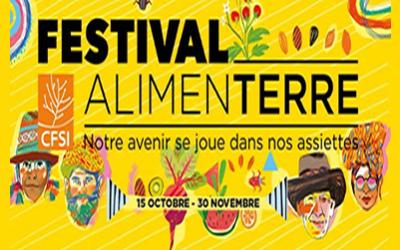 Festival national AlimenTerre 2019