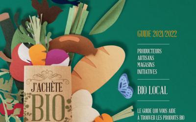 TOUTE LA BIO EN FRANCHE-COMTE : L'annuaire 2021 est sorti!
