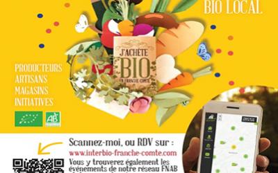 TOUTE LA BIO EN FRANCHE-COMTE : L'annuaire nouveau est sorti!