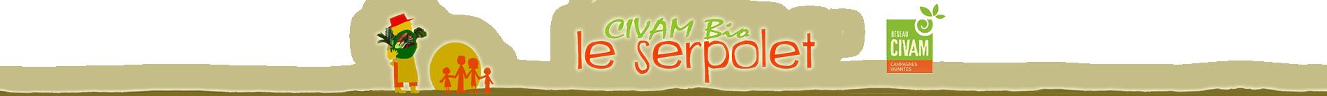 Le serpolet - CIVAM Bio